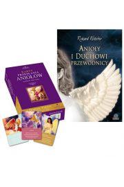 Anielski zestaw prezentowy Wsparcie od Aniołów