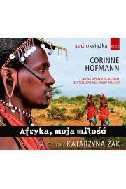 Afryka, moja miłość CD MP3