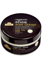 Planeta Organica. Krem do ciała na bazie organicznego masła shea Planeta Organica.