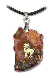 Amulet zodiakalny Baran