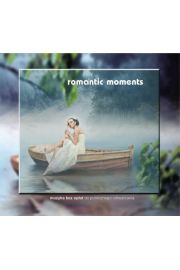 Romantic moments CD - Paweł Lemiesiewicz