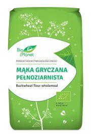 M�ka Gryczana Pe�noziarnista Bio 500 G - Bio Planet