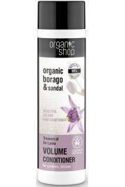 Odżywka Do Włosów Zwiększająca Objetość Skarb Sri Lanki 280 Ml - Organic Shop