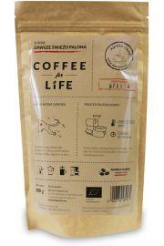 Kawa 100% Arabica Ziarnista Papua Bio 200 G - Ale Eko Cafe