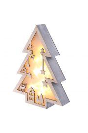 Świąteczna dekoracja LED - Choinka