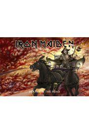 Iron Maiden Death ON the Road - plakat