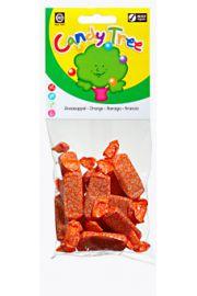 Cukierki O Smaku Pomarańczowym Bezglutenowe Bio 75 G - Candy Tree