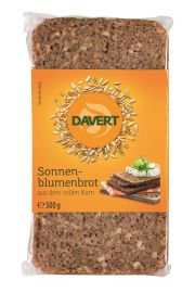 Chleb Słonecznikowy Bio 500 G - Davert