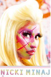 Nicki Minaj - Okładka płyty - plakat