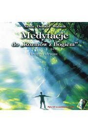 Medytacje do Rozmów z Bogiem - księga 2 - płyta CD audio