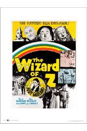 The Wizard of Oz Happiest Film - art print