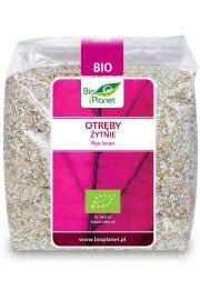 Otręby Żytnie Bio 150 G - Bio Planet