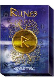 Karty Wyroczni Run - Runes Oracle Cards