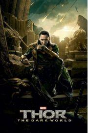 Thor - Loki - plakat