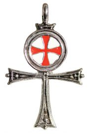 Krzyż Ankh Templariuszy