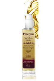 Naturalna maska do skóry głowy NACOMI
