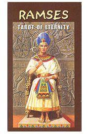 Ramses Tarot Wieczno�ci - Ramses Tarot of Eternity
