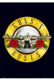 Guns N' Roses Logo - plakat
