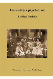 Genealogia psychiczna