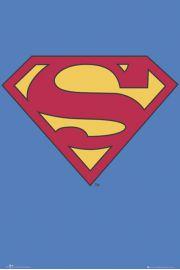 Superman Logo - plakat