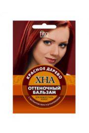 Odżywka koloryzująca do włosów HENNA – czerwień FIT Fitocosmetic