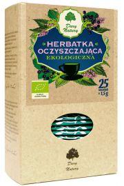 Herbatka Oczyszczająca Bio (20 X 1,5 G) - Dary Natury