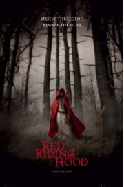 Czerwony Kapturek - plakat