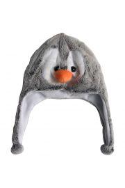 Pluszowa czapka Wild Woolies - Pingwin