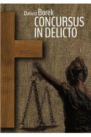 Concursus in delicto. Formy zjawiskowe przestępstwa w kanonicznym prawie karnym
