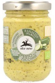 Pesto Z Cukini Bio 130 G - Alce Nero