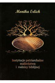 Instytucje patriarchalne ma��e�stwa i rodziny biblijnej