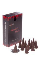 Czarne sto�kowe kadzide�ka Stamford -  Wampirza krew 37177
