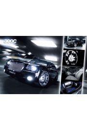 Chrysler 300c - plakat