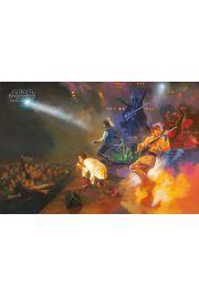 Star Wars Rock Band Gwiezdne Wojny - plakat