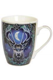 Porcelanowy kubek Lisa Parker - Jeleń