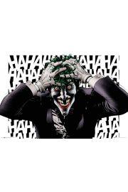 DC Comics Joker Zabójczy Dowcip - plakat