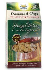 Chipsy z migda��w ziemnych 100g