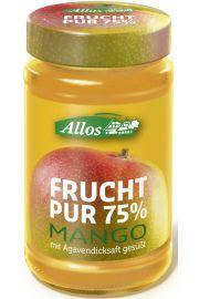 Mus Z Mango (75% OwocÓw) Bio 250 G - Allos