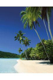 Plaża Bounty - plakat
