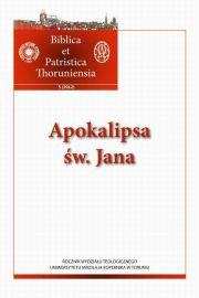Biblica et Patristica Thoruniensia 5 (2012): Apokalipsa św. Jana
