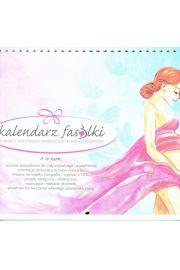 Kalendarz fasolki 9 miesi�cy fascynuj�cej podr�y dla przysz�ych rodzic�w