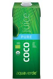 Woda Kokosowa Aqua Verde Bio 1 L- Aqua Verde
