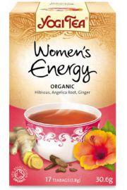 YOGI TEA Dla kobiety - Energia