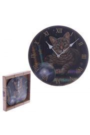 Lisa Parker Zegar Kot Wróżbita