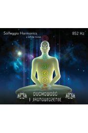 Duchowość i jasnowidzenie 852 Hz - Solfeggio Harmonics