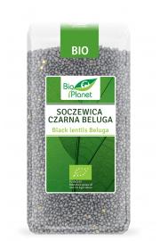 Soczewica Czarna Beluga Bio 400 G - Bio Planet