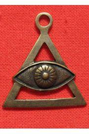 Oko mądrości proroka - talizman chroniący przed błędami i słabościami