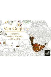Van Gogh Pokoloruj swojego własnego Van Gogha