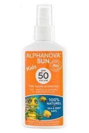 Alphanova Sun Bio Spray Przeciws�oneczny, filtr SPF50