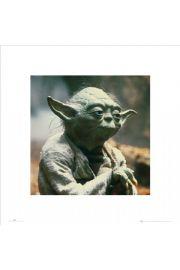 Gwiezdne Wojny Star Wars yoda - reprodukcja